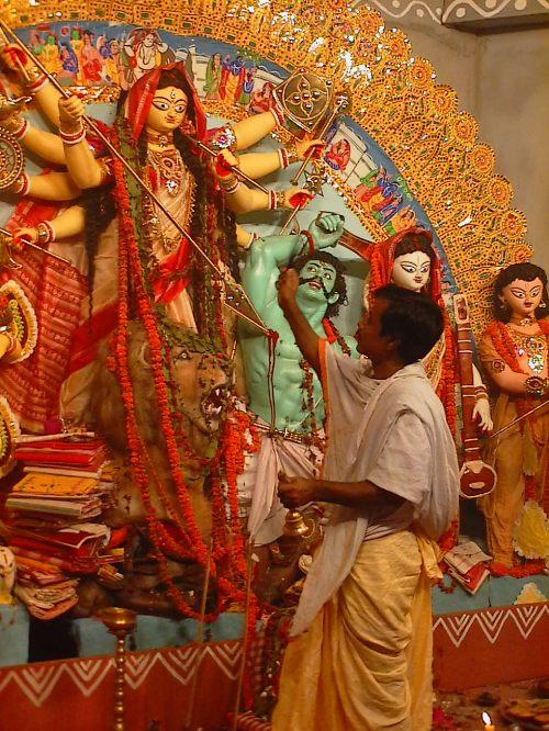 Arati para Durga