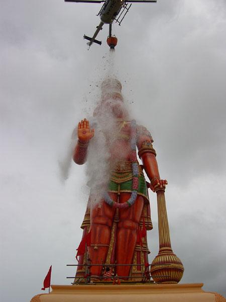 Abisheka Hanuman